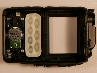 Yaesu FT3DR Case Inside Speaker.JPG